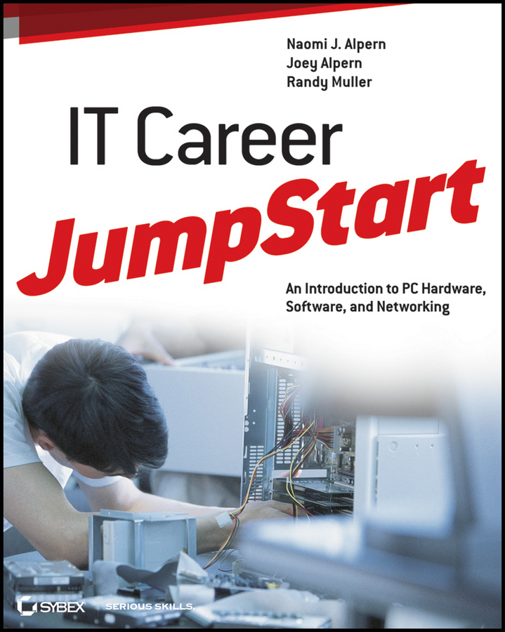 Joey Alpern IT Career JumpStart. An Introduction to PC Hardware, Software, and Networking barrow tzs1 a02 yklzs1 t01 g1 4 white black silver gold acrylic water cooling plug coins can be used to twist the
