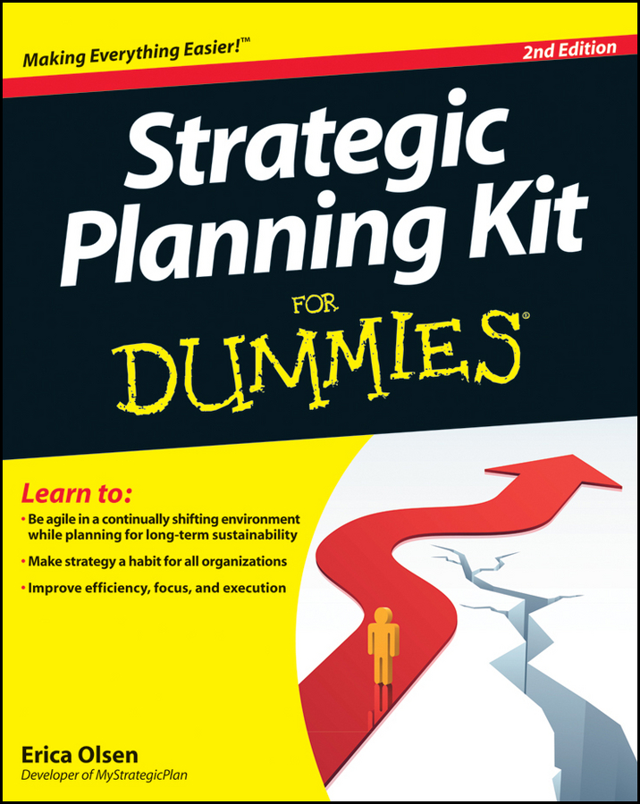 Erica Olsen Strategic Planning Kit For Dummies peter gregory h it disaster recovery planning for dummies