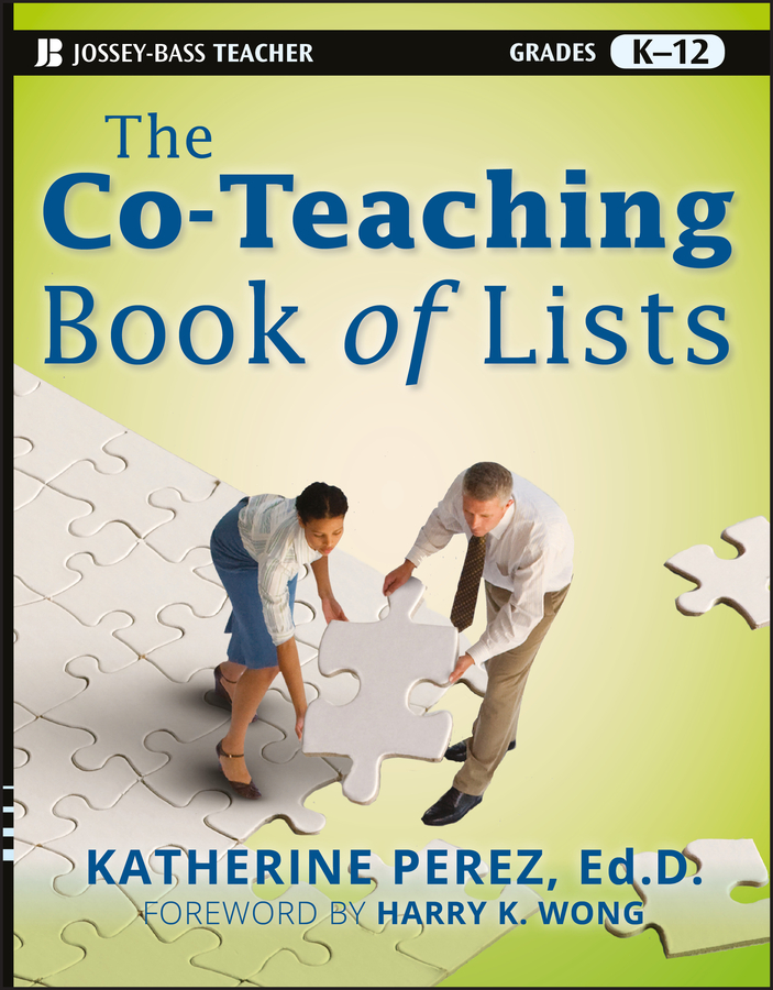 Harry Wong K. The Co-Teaching Book of Lists