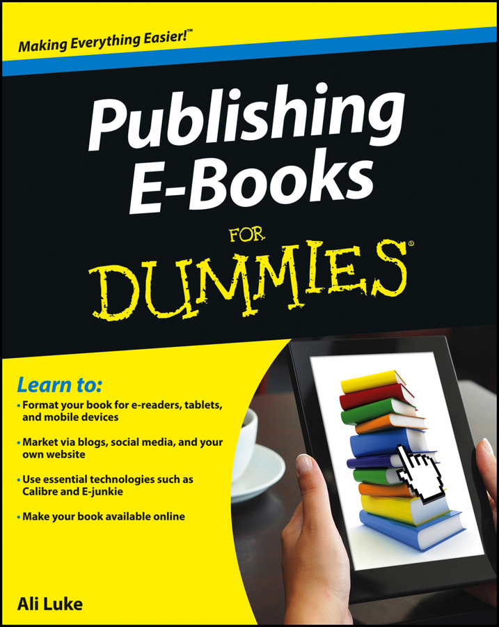 Ali Luke Publishing E-Books For Dummies 50b60pd1 e ipgp50b60pd1 e to 247