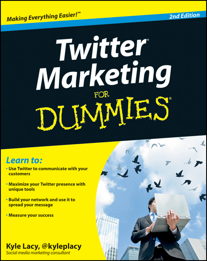 Kyle Lacy Twitter Marketing For Dummies robertovich yulian more than tweets