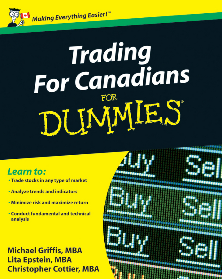 Lita Epstein Trading For Canadians For Dummies цена