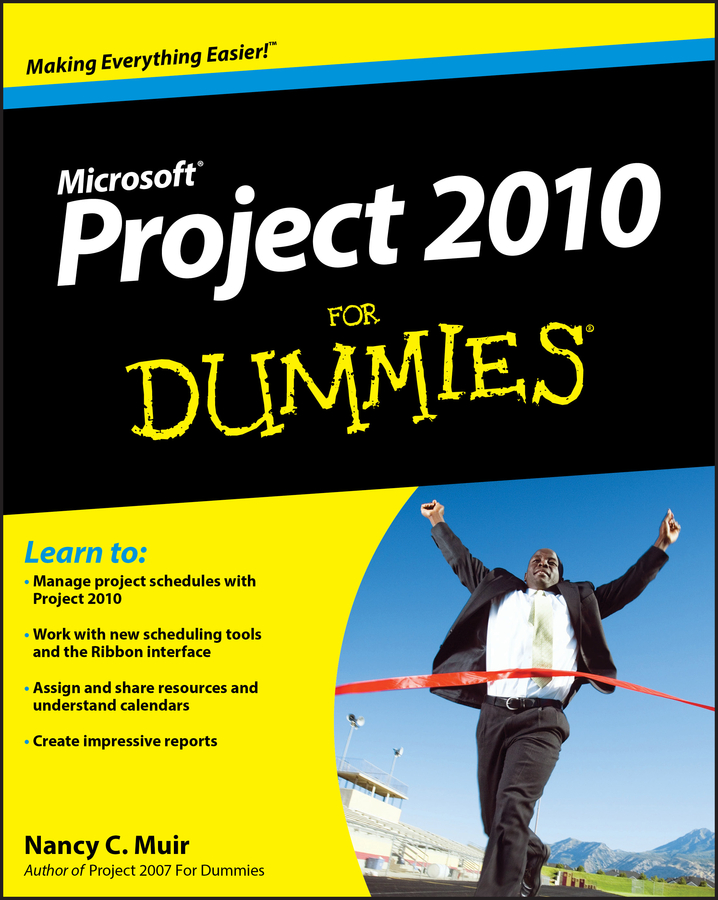 Nancy Muir C. Project 2010 For Dummies цена