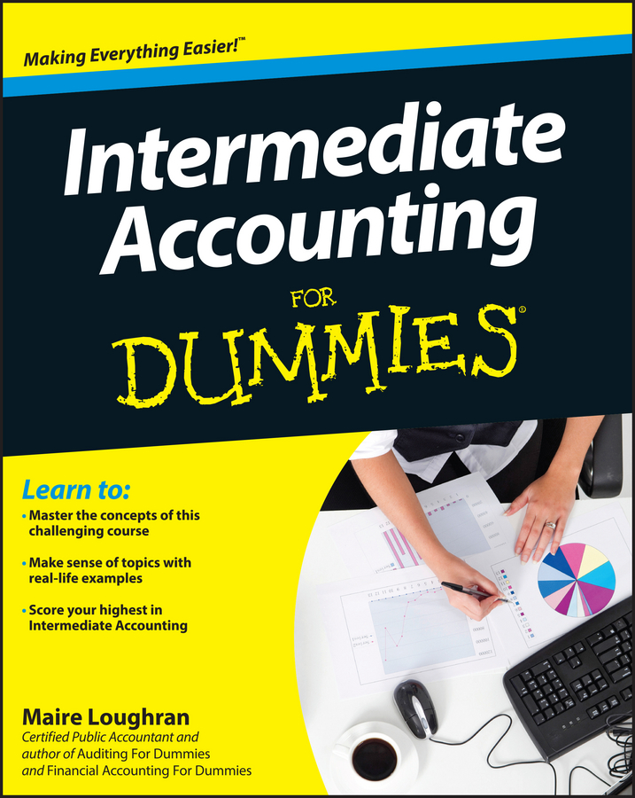 Maire Loughran Intermediate Accounting For Dummies sax peachtree complete ii accounting made easy pr only