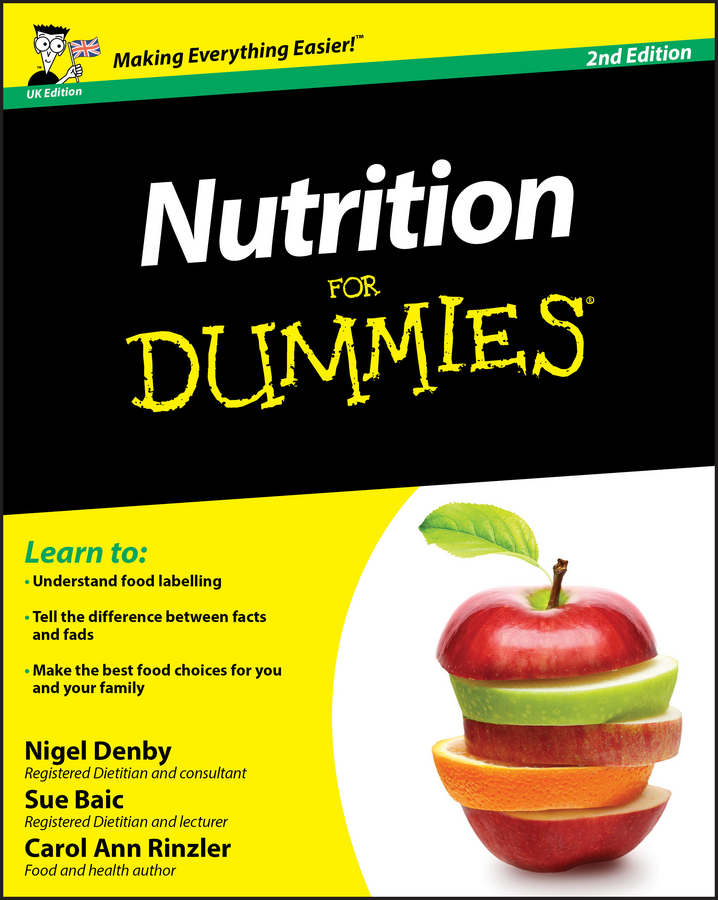 Nigel Denby Nutrition For Dummies
