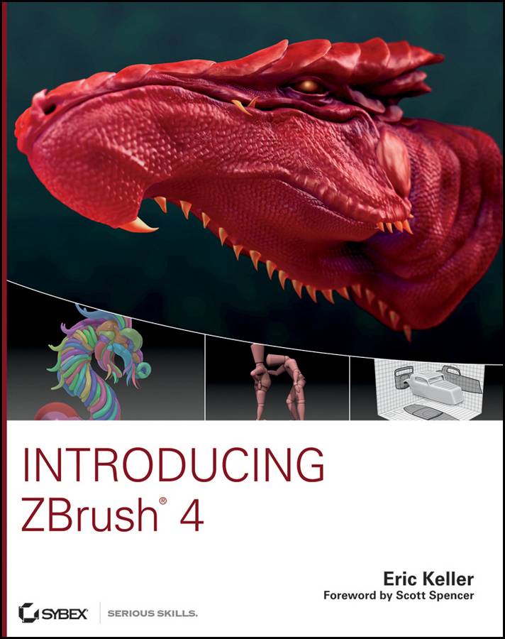 Eric Keller Introducing ZBrush 4 эрик келлер введение в zbrush 4