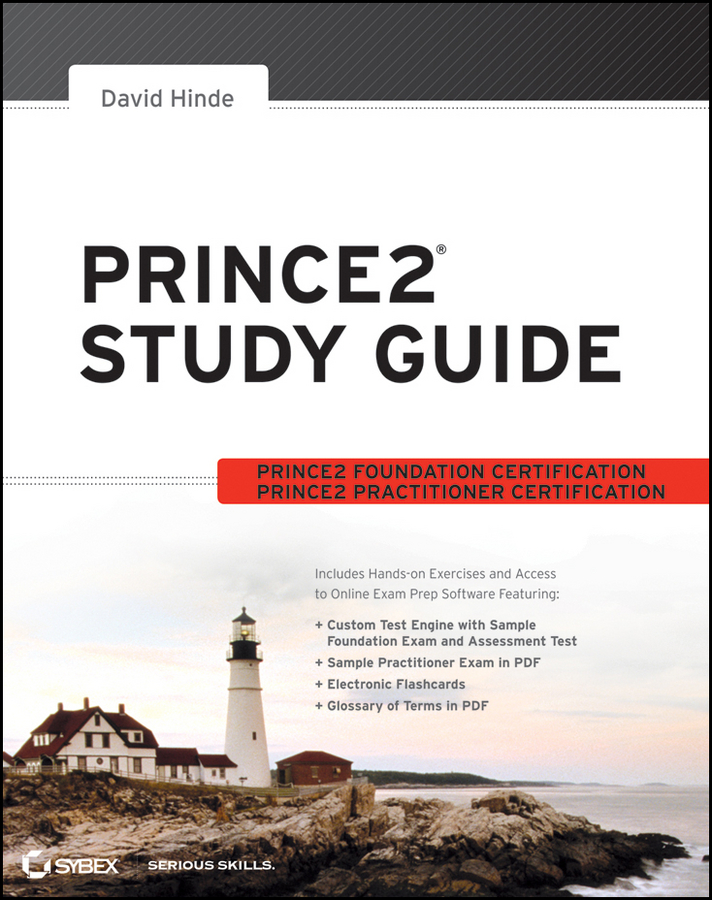 David Hinde PRINCE2 Study Guide michael ramos j wiley practitioner s guide to gaas 2006 covering all sass ssaes ssarss and interpretations isbn 9780471784111