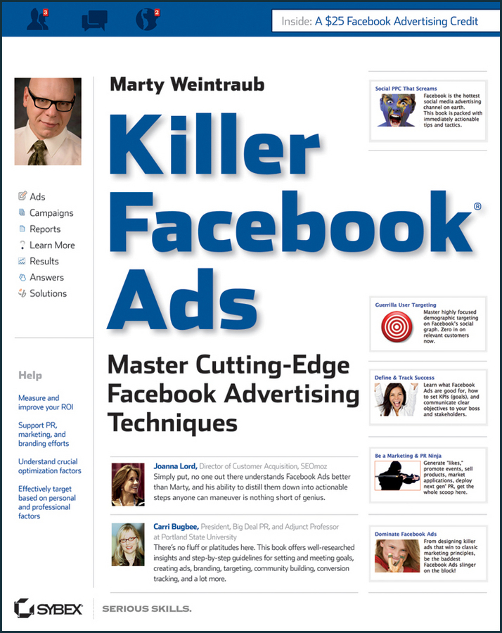 Marty Weintraub Killer Facebook Ads. Master Cutting-Edge Facebook Advertising Techniques