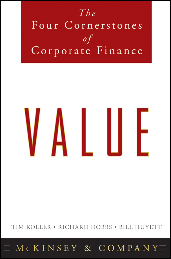 лучшая цена Richard Dobbs Value. The Four Cornerstones of Corporate Finance