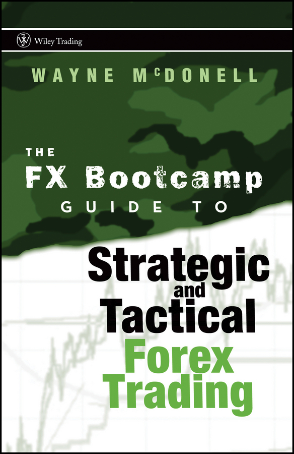 Wayne McDonell The FX Bootcamp Guide to Strategic and Tactical Forex Trading цена
