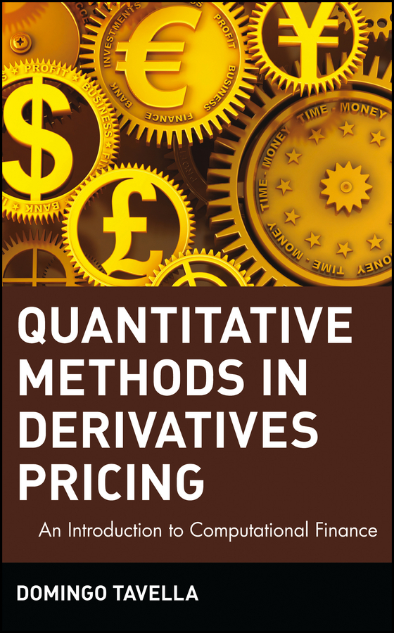 лучшая цена Domingo Tavella Quantitative Methods in Derivatives Pricing. An Introduction to Computational Finance