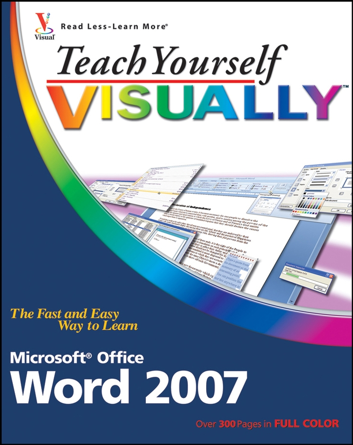 Elaine Marmel Teach Yourself VISUALLY Word 2007 elaine marmel teach yourself visually pcs
