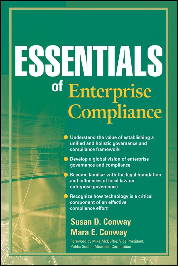 Mara Conway E. Essentials of Enterprise Compliance fair lending compliance