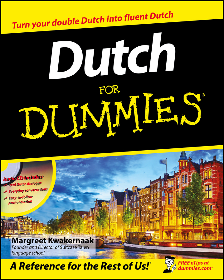 Margreet Kwakernaak Dutch For Dummies
