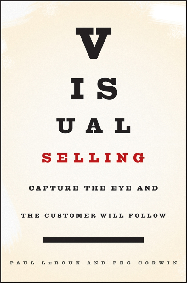 Paul Leroux Visual Selling. Capture the Eye and the Customer Will Follow книжка росмэн 100 наклеек лесные животные