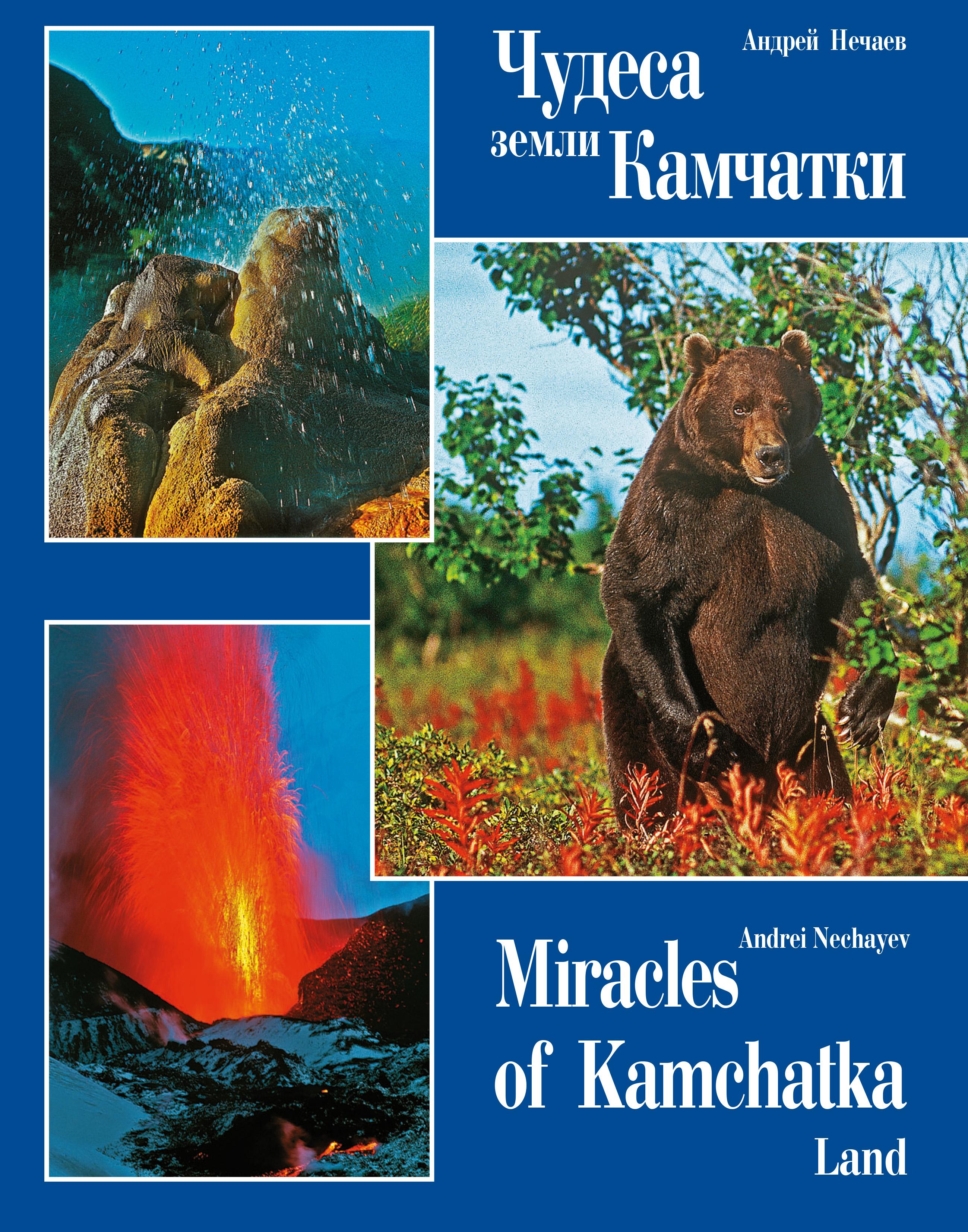 Чудеса земли Камчатки / Miracles of Kamchatka Land