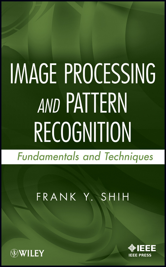 Фото - Frank Shih Y. Image Processing and Pattern Recognition. Fundamentals and Techniques concise colour block and circle pattern design men s slippers