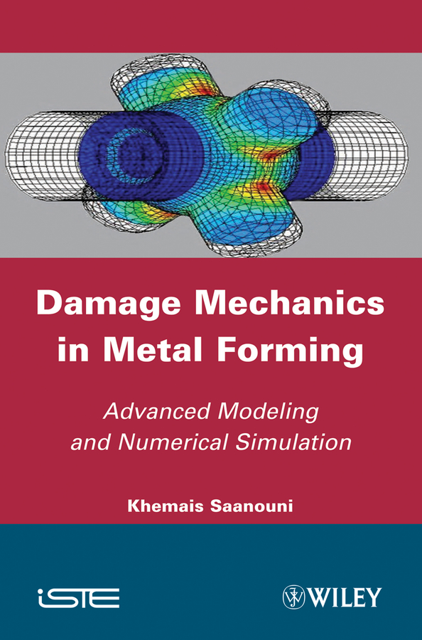 Khemais Saanouni Damage Mechanics in Metal Forming. Advanced Modeling and Numerical Simulation stress variation in cup forming