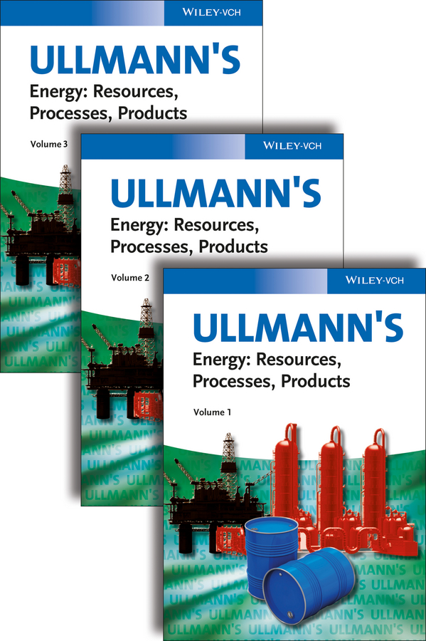 Ullmann's Energy. Resources, Processes, Products