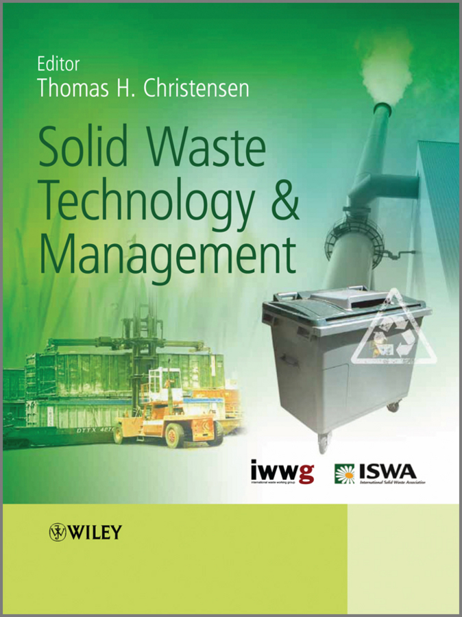 Thomas Christensen Solid Waste Technology and Management игрушка bauer спецназ 285