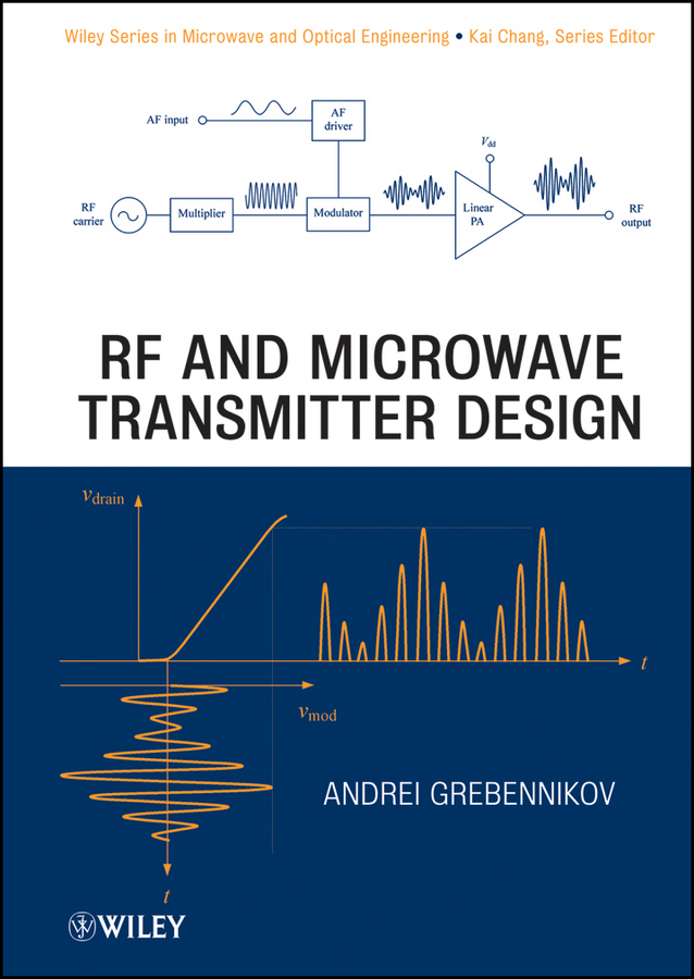 Andrei Grebennikov RF and Microwave Transmitter Design brad williams professional wordpress design and development