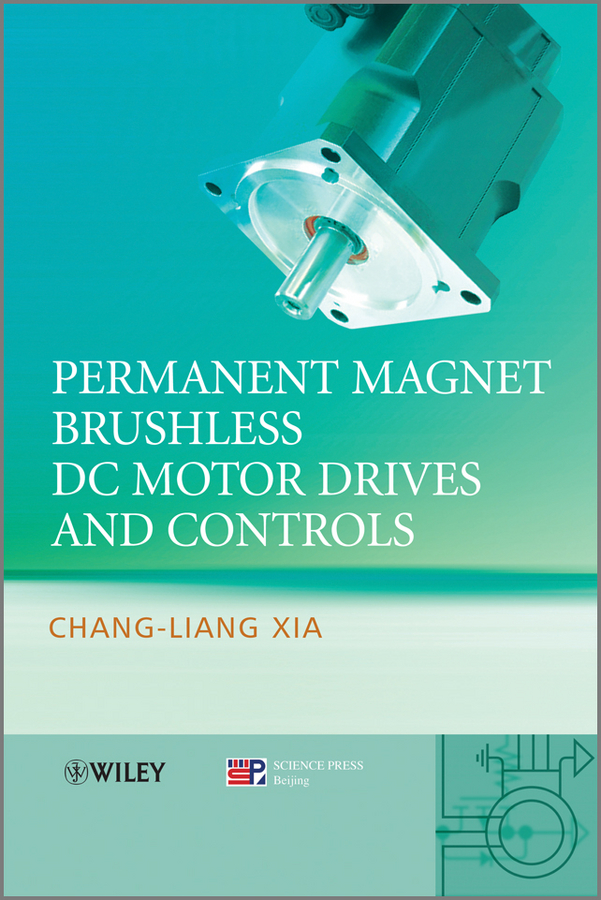 Chang-liang Xia Permanent Magnet Brushless DC Motor Drives and Controls emax gt2218 09 1100kv outrunner brushless motor for rc models multicopter quadcopter