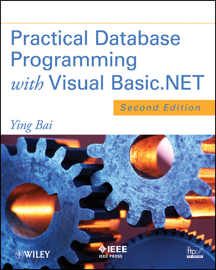 Ying Bai Practical Database Programming with Visual Basic.NET sop8 to dip8 programming adapter socket module black green 150mil