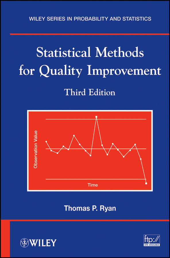 Thomas Ryan P. Statistical Methods for Quality Improvement 2014 best quality mochila frozen for the new semester free shipping