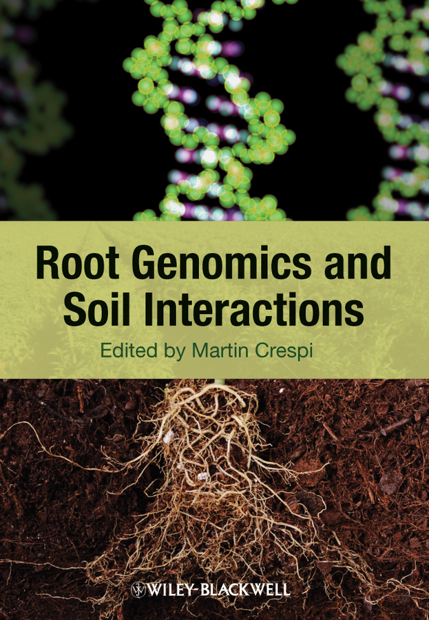 Martin Crespi Root Genomics and Soil Interactions все цены