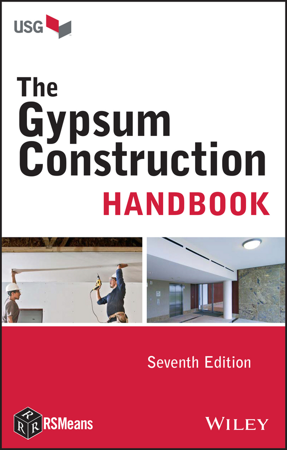 USG The Gypsum Construction Handbook competition panels and diagrams construction and design manual