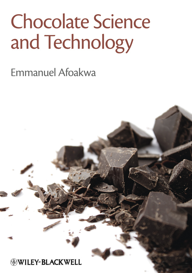 Emmanuel Afoakwa Ohene Chocolate Science and Technology flotsam and jetsam flotsam