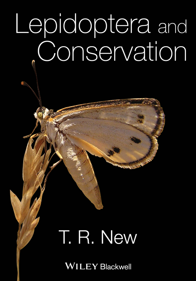 T. New R. Lepidoptera and Conservation все цены