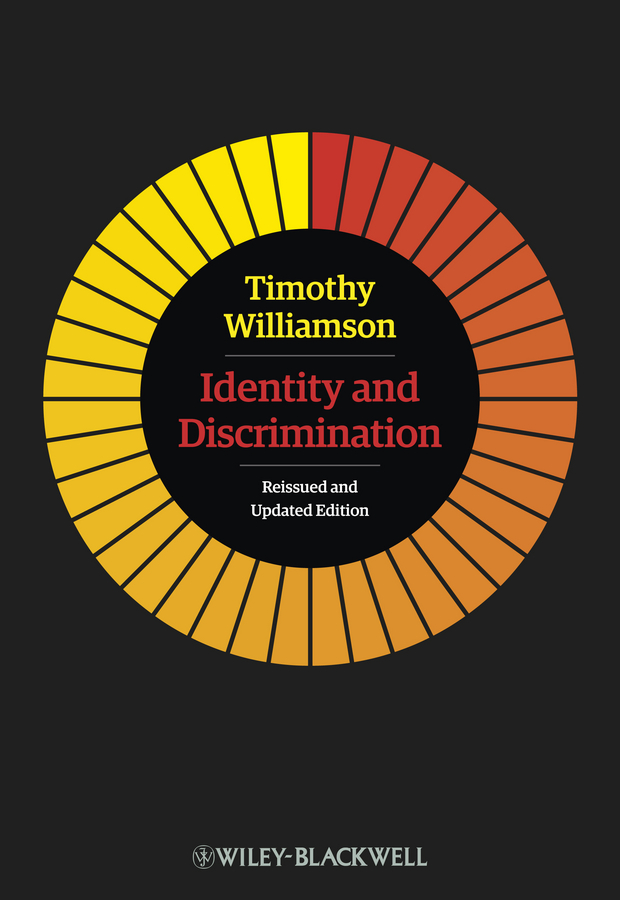 Timothy Williamson Identity and Discrimination все цены