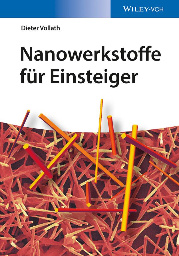 Dieter Vollath Nanowerkstoffe für Einsteiger цена и фото