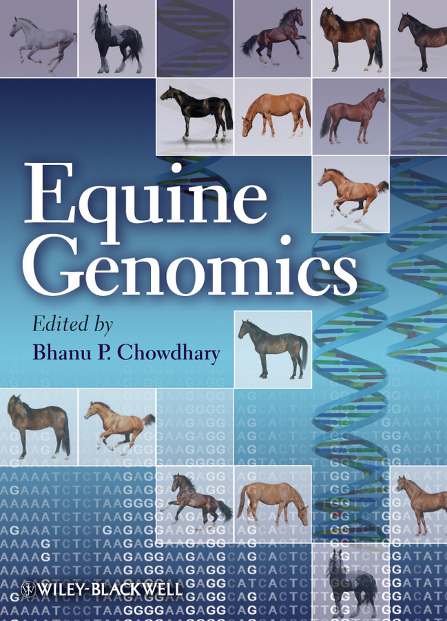 Bhanu Chowdhary P. Equine Genomics varshney rajeev translational genomics for crop breeding volume 1 biotic stress