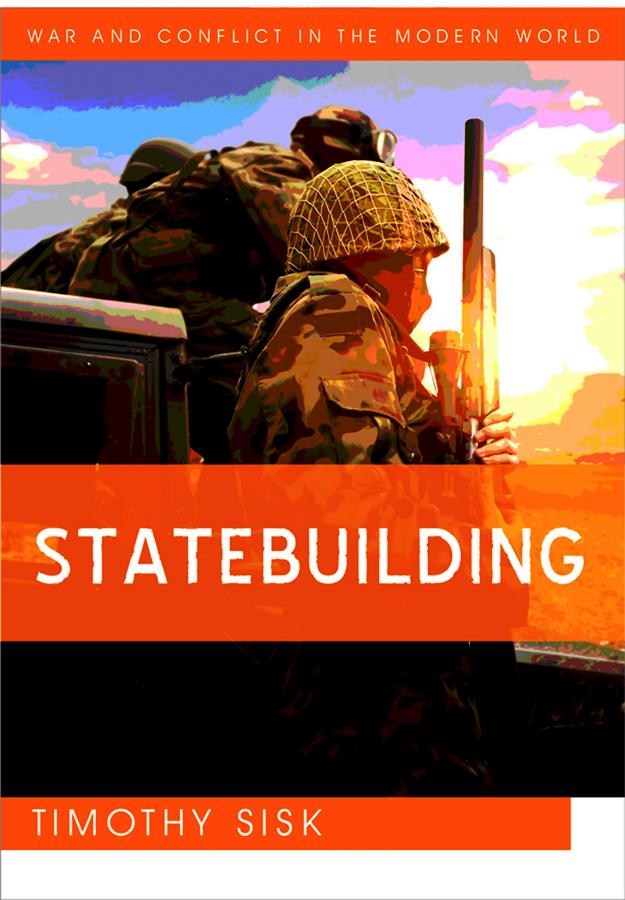 Timothy Sisk Statebuilding timothy sisk statebuilding