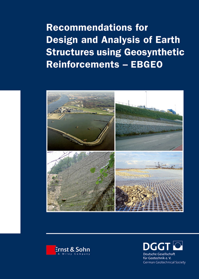 лучшая цена Alan Johnson Recommendations for Design and Analysis of Earth Structures using Geosynthetic Reinforcements - EBGEO