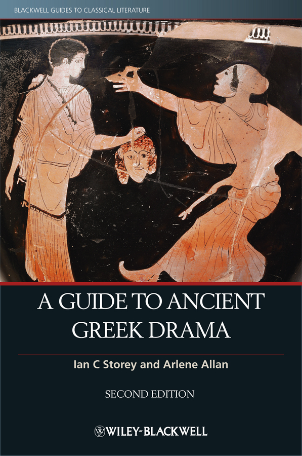 Allan Arlene A Guide to Ancient Greek Drama rough guide phrasebook greek