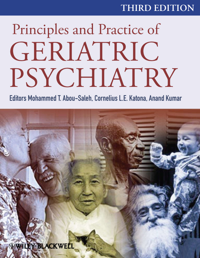 Katona Cornelius Principles and Practice of Geriatric Psychiatry health perception and behavior among geriatric diabetics in india