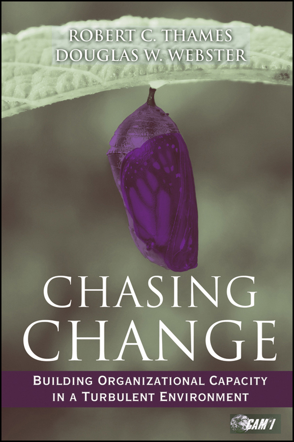 Webster Douglas W. Chasing Change. Building Organizational Capacity in a Turbulent Environment climate change initiatives and strategies
