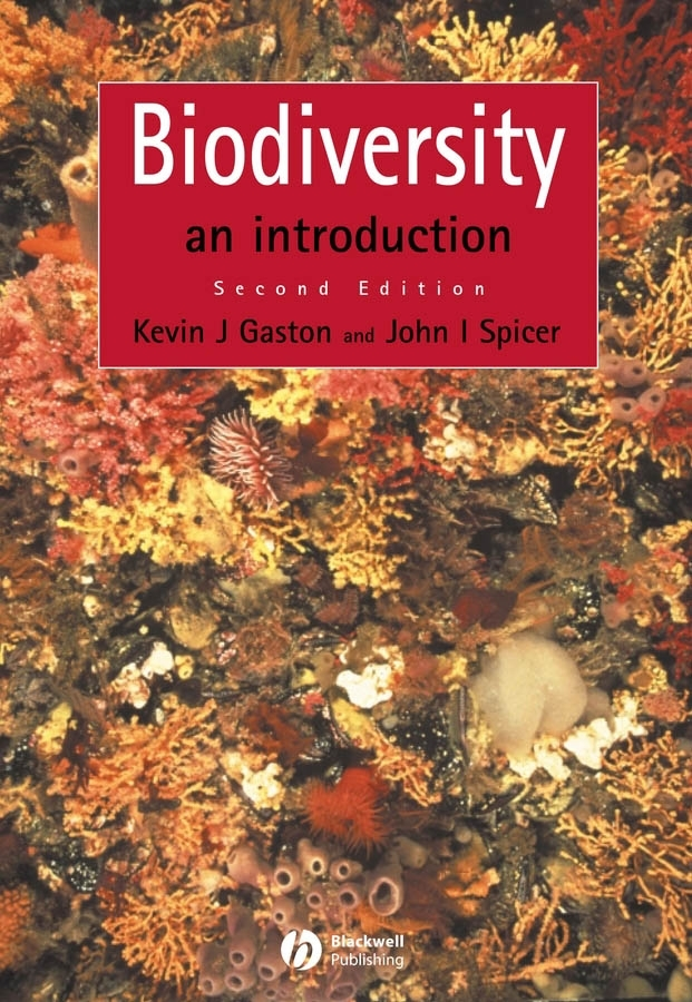 Gaston Kevin J. Biodiversity. An Introduction