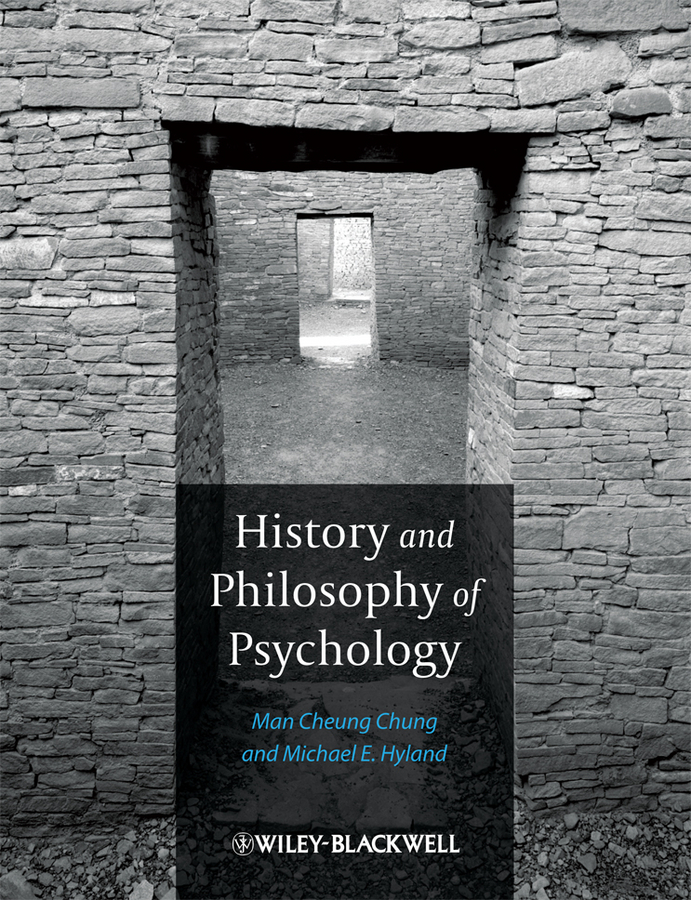 Chung Man Cheung History and Philosophy of Psychology psychology
