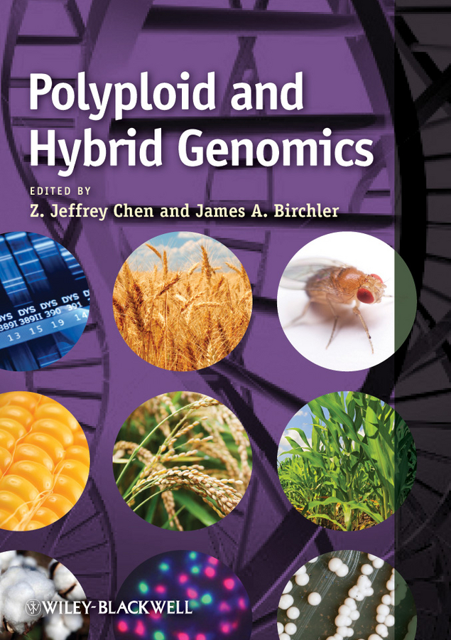 Chen Z. Jeffrey Polyploid and Hybrid Genomics varshney rajeev translational genomics for crop breeding volume 1 biotic stress