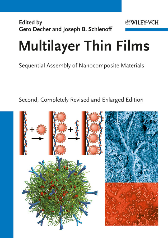 Decher Gero Multilayer Thin Films. Sequential Assembly of Nanocomposite Materials