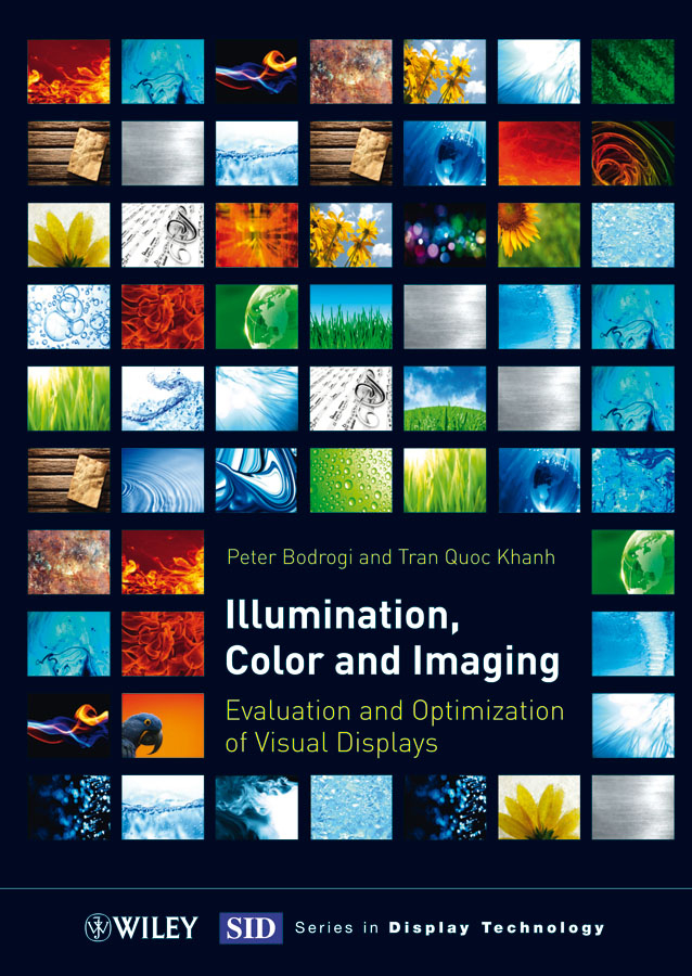 Khan T. Q. Illumination, Color and Imaging. Evaluation and Optimization of Visual Displays lq104v1dg61 lcd displays