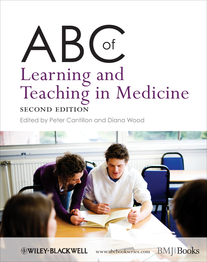 Cantillon Peter ABC of Learning and Teaching in Medicine