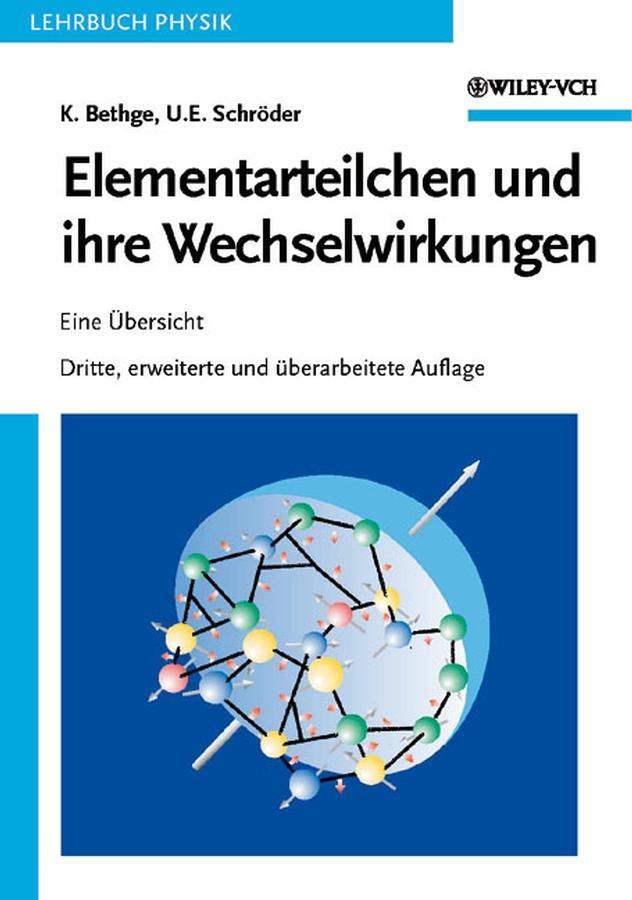Schröder Ulrich E. Elementarteilchen und ihre Wechselwirkungen рюкзак picard 9809 113 001 schwarz