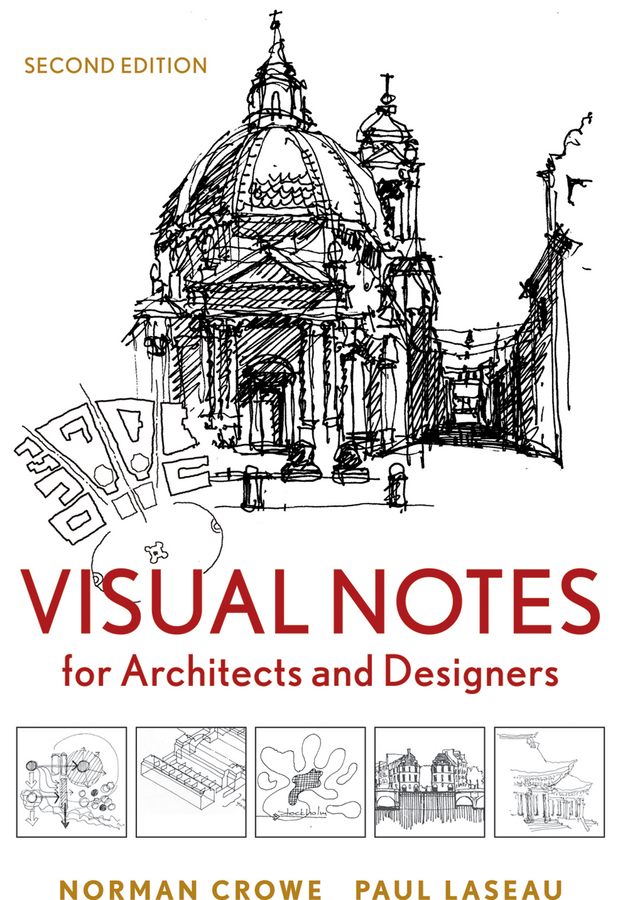 Laseau Paul Visual Notes for Architects and Designers architectural surfaces – details for artists architects and designers cd