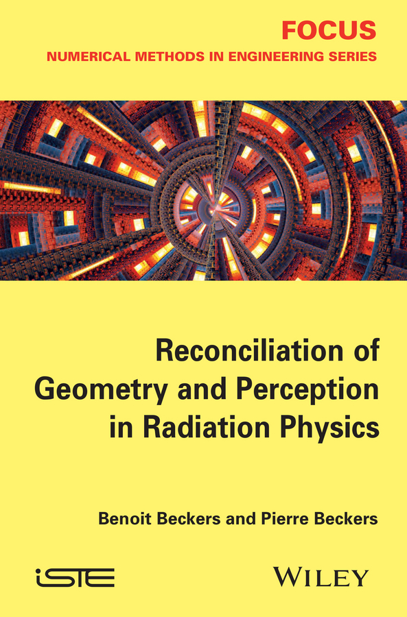 Beckers Benoit Reconciliation of Geometry and Perception in Radiation Physics pair of chic geometric ball earrings for women