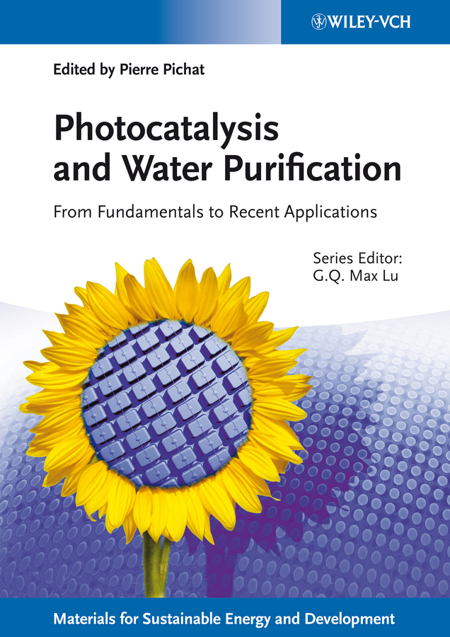 Lu Max Photocatalysis and Water Purification. From Fundamentals to Recent Applications arsenic removal technologies from ground water